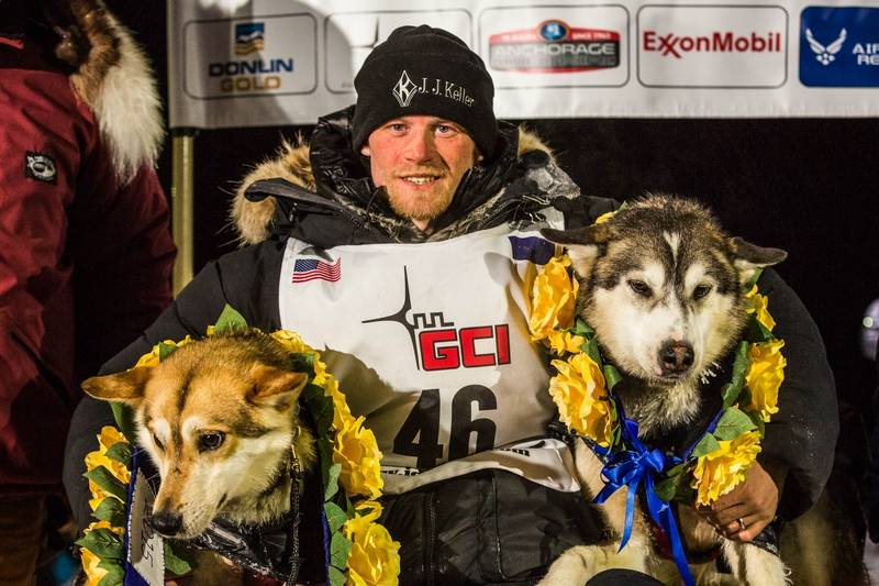 Dallas Seavey Wins Iditarod Third Time In Four Years! Kids ...