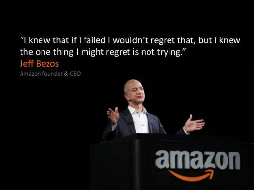 Meet Jeff Bezos, The World's Richest Person