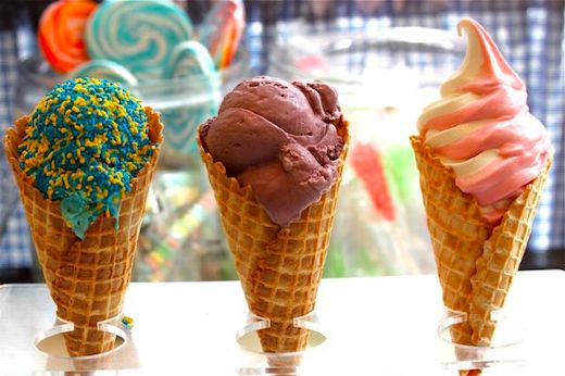 Go Ahead And Indulge - It's National Ice Cream Month!