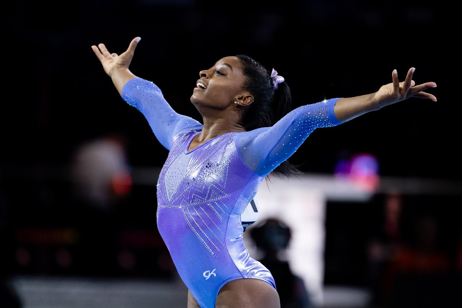Simone Biles Shatters More Records At The 2019 Gymnastics World Championships