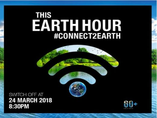 Help Our Planet By Going Dark For Earth Hour
