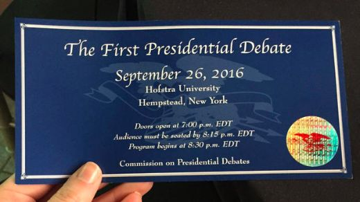 US Presidential Candidates Face Off In First Of Three Debates Before November Election