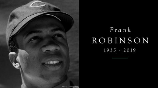 Baseball Hall Of Famer Frank Robinson Leaves Behind A Powerful Legacy