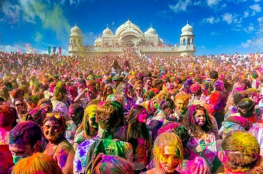 This Thursday, Celebrate Holi — The Original Color Run
