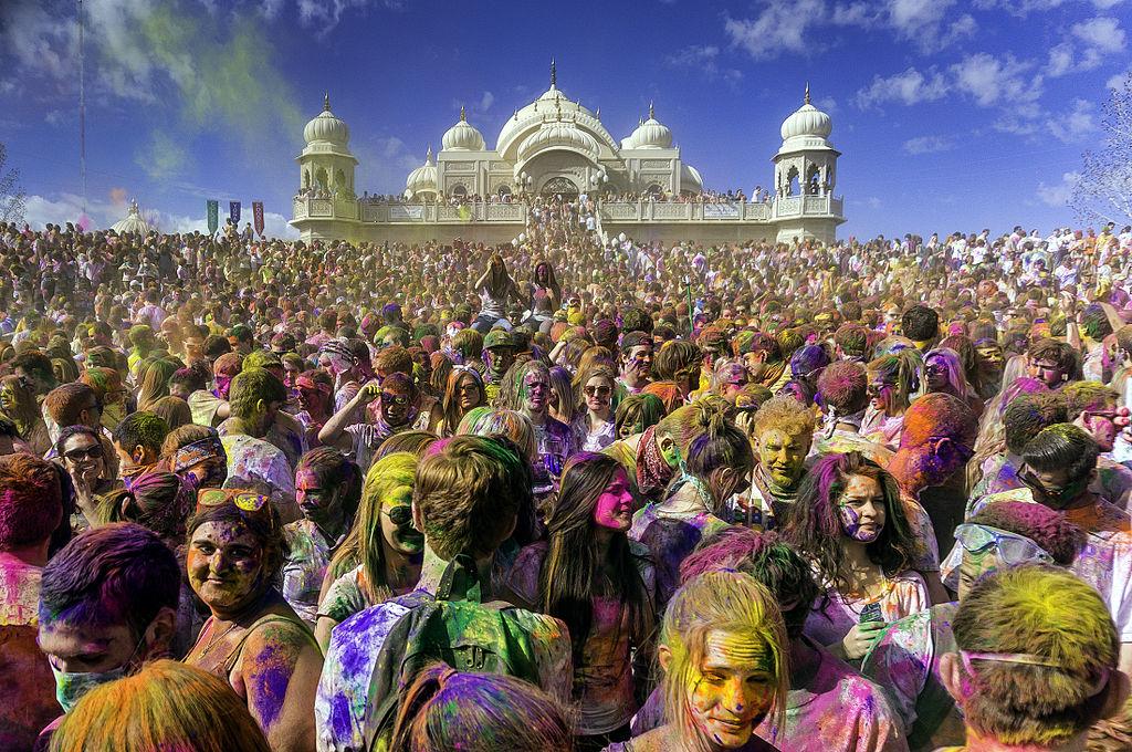 This Thursday, Celebrate Holi — The Original Color Run