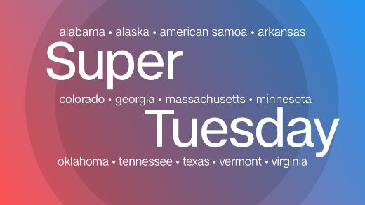 Donald Trump And Hillary Clinton Win Big On Super Tuesday
