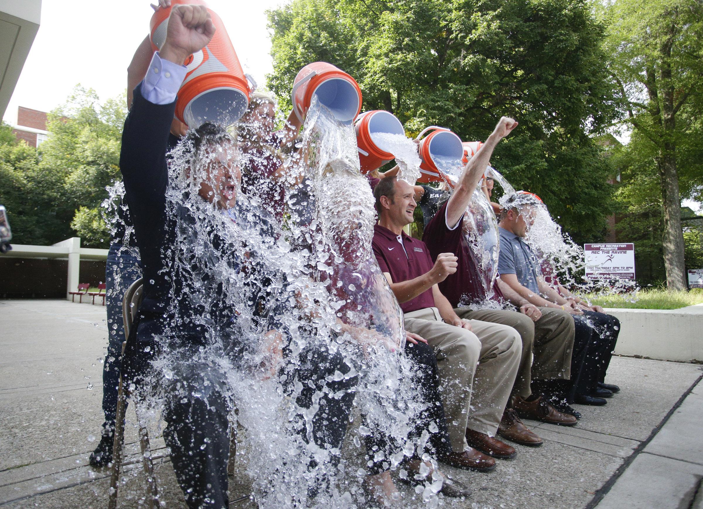 Johns Hopkins Researchers Attribute ALS Research ...