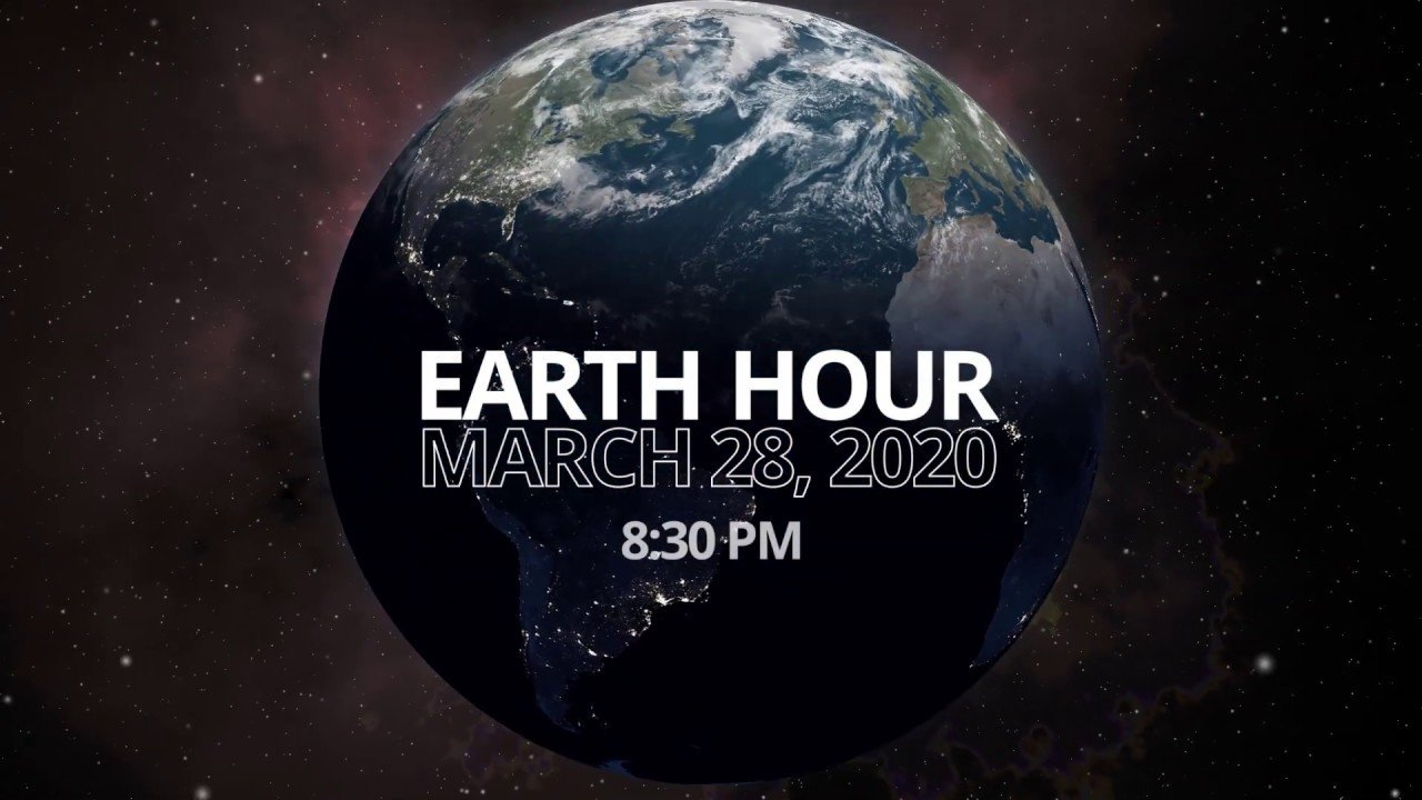 Join The Earth Hour Movement By Going Dark For Sixty Minutes On March 27, 2021