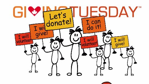 Prepare To Celebrate #GivingTuesday On November 29