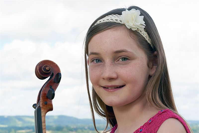 Child Prodigy, Alma Deutscher, Is Taking The Musical World By Storm