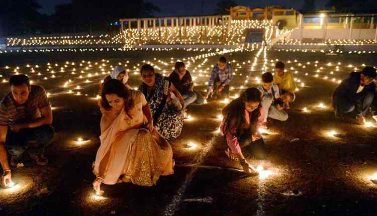 Celebrating Diwali, The Festival Of Lights