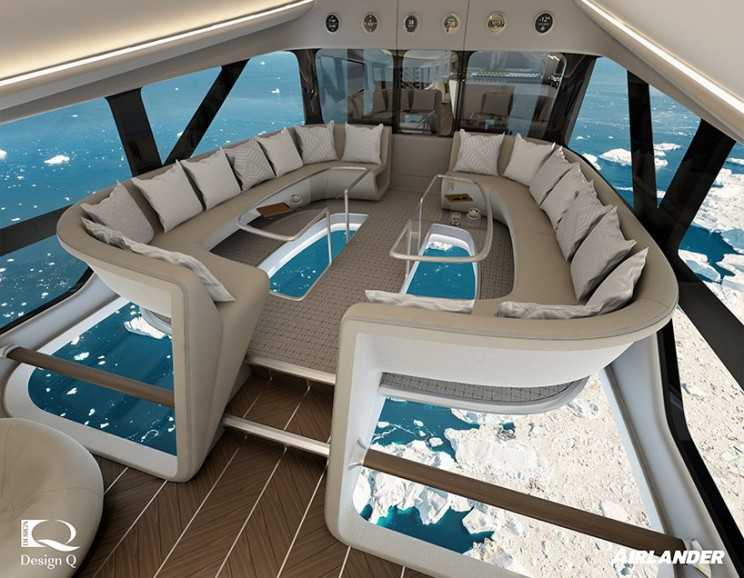 Eco-Friendly Airlander 10 Will Soon Be Taking Tourists On Luxury Air Cruises