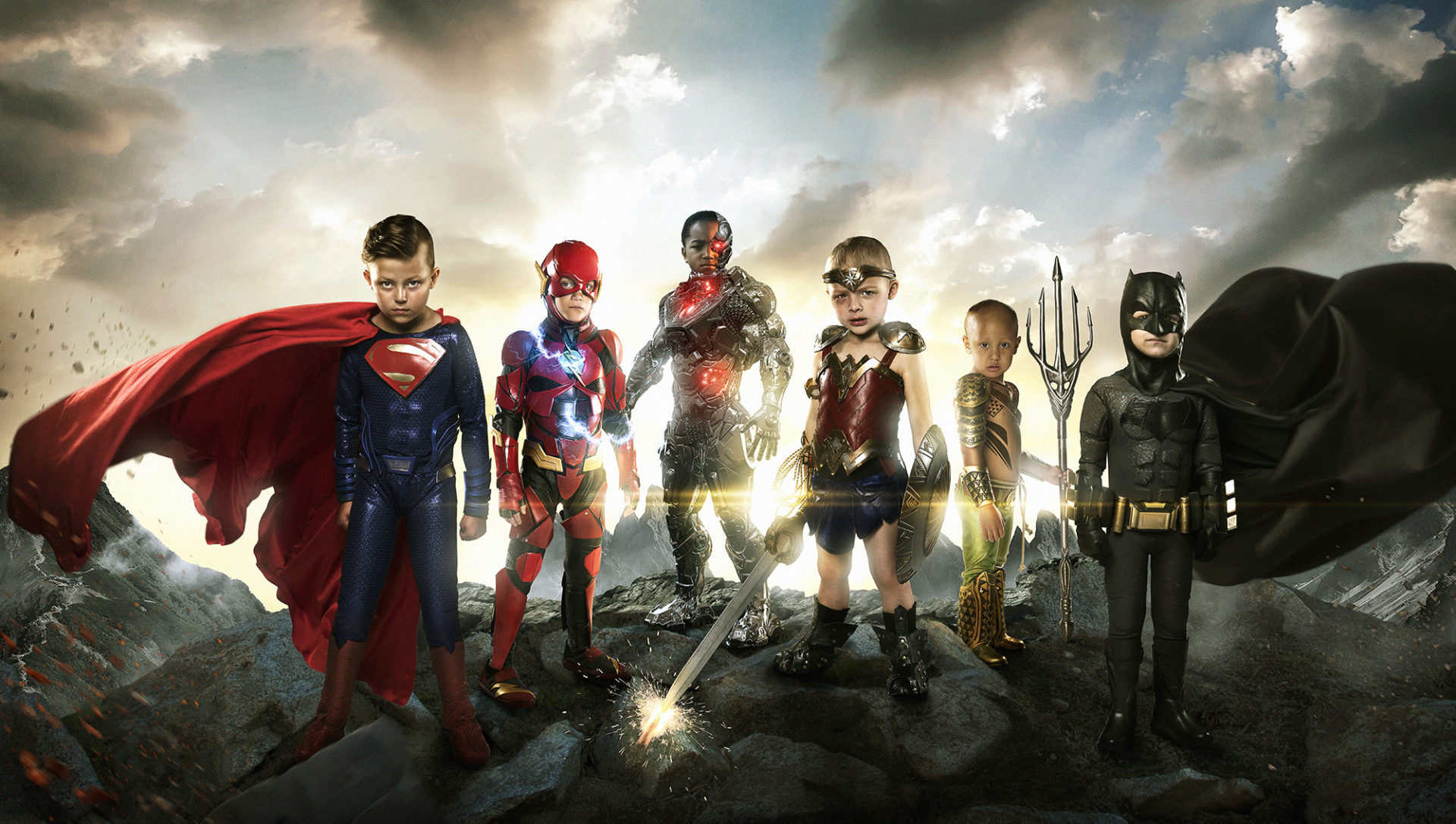 Photographer Shows The World What Real Superheroes Look Like
