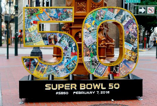 Video Of The Week -  Super Bowl 50 Celebrations Begin In San Francisco
