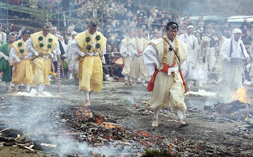 Video Of The Week - Japan's Fire-Walking Festival