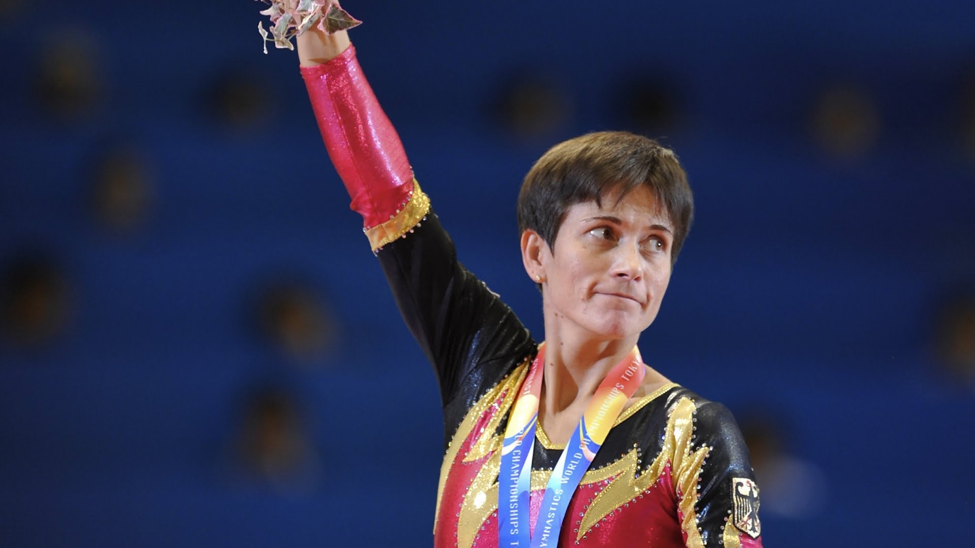 43-Year-Old Gymnast Oksana Chusovitina Proves Age Is Just A Number