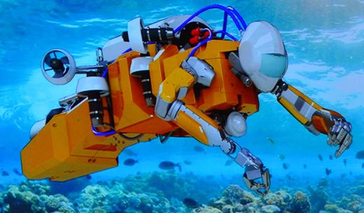 "Stanford Creates ""Robotic Mermaid"" To Help With Deep Sea Exploration"