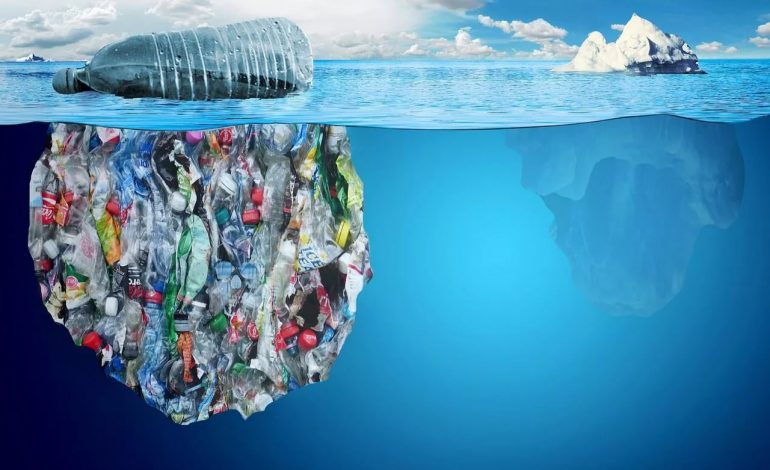 Plastic pollution is poisoning oceans