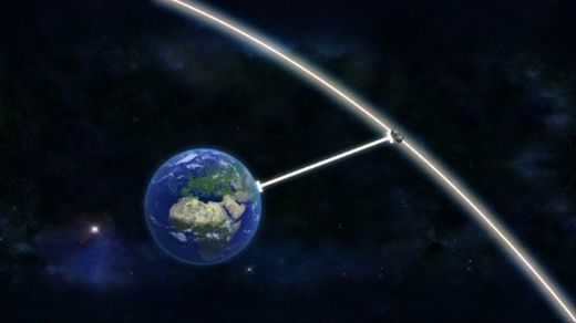 """No """"Tricks"""" Expected From Surprise Asteroid That Will Whiz Past Earth On Halloween"""