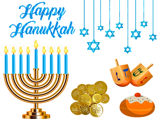 Celebrating Hanukkah, The Jewish Festival Of Lights