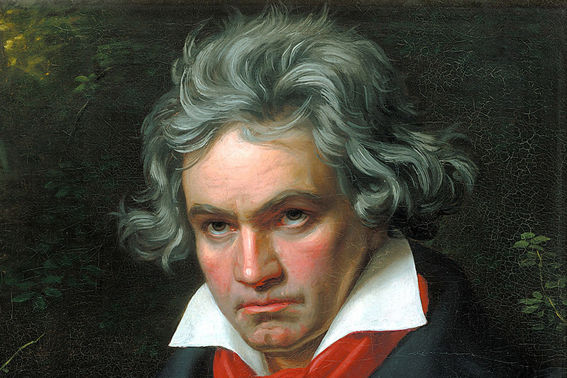 Artificial Intelligence Helps Complete Beethoven's Unfinished Symphony