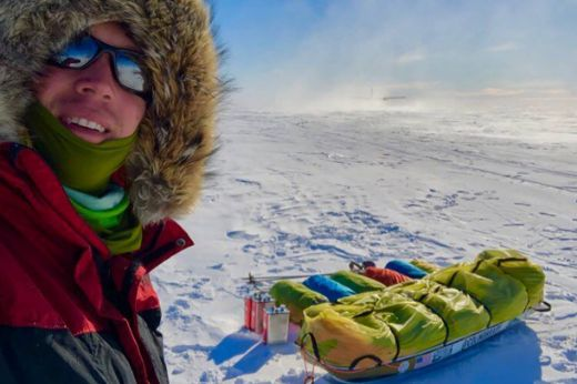 Colin O'Brady And Louis Rudd Become The First Explorers To Cross Antarctica Unaided