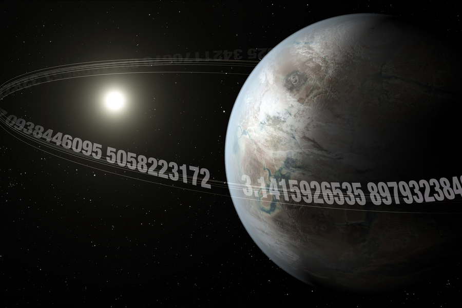 "Earth-Size ""Pi Planet"" Orbits Its Star In A Speedy Quick 3.14 Days!"