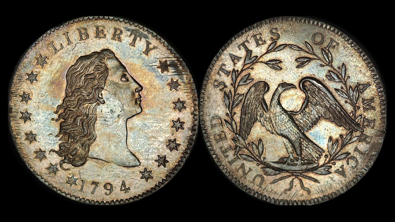 Rare 1794 Silver Dollar Expected To Auction For More Than $10 Million!