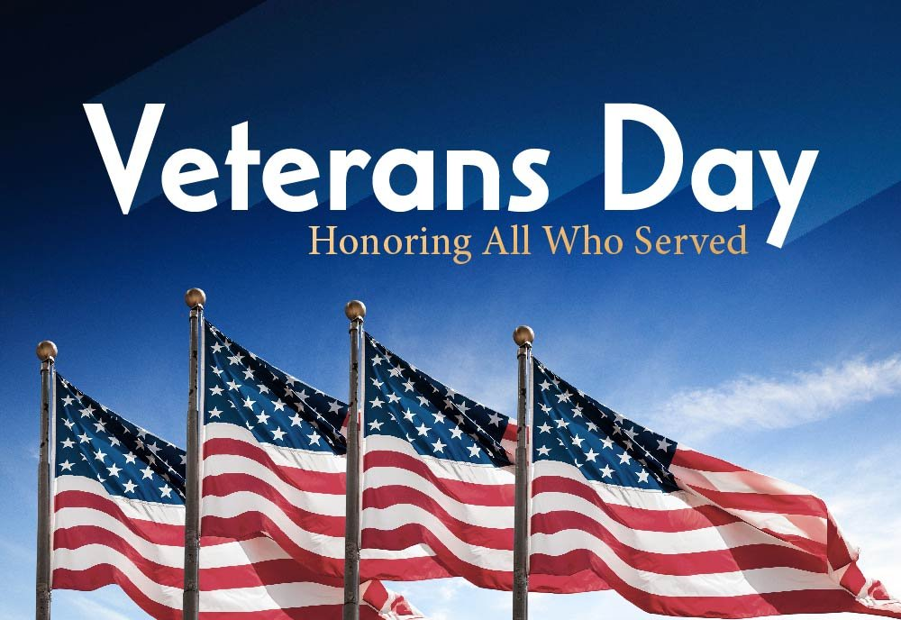 Veterans Day Honors The Brave Men And Women Of The US Armed Forces