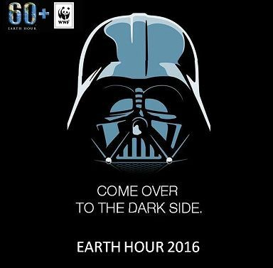 On Saturday, March 19 Join The Earth Hour Movement By Going Dark For Sixty Minutes