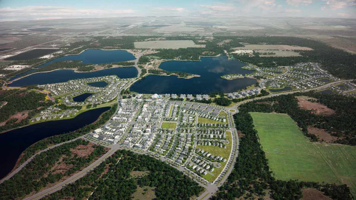Florida's Babcock Ranch Aims To Be America's Greenest Town ...