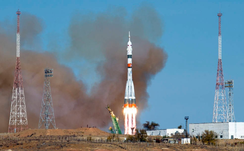 Russia's Soyuz Spacecraft Zips Astronauts To The ISS In A Record-Breaking Three Hours!