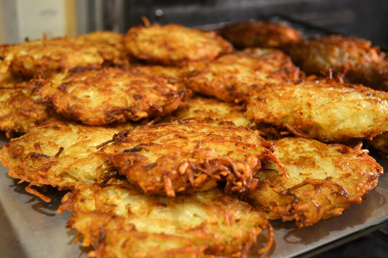Old Fashioned Mashed Potato Pancakes