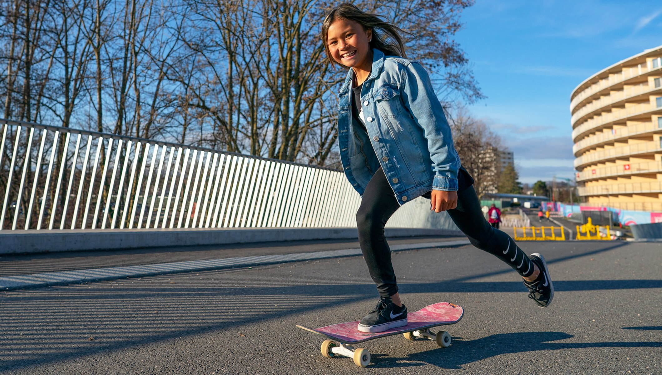 11-Year-Old Skateboarding Phenom Sky Brown May Be Heading To The 2020 Tokyo Summer Olympics