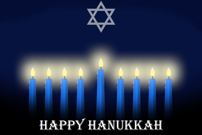 happy hanukkah the eight day jewish festival of lights begins today