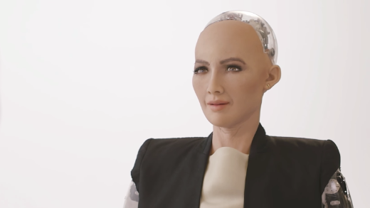 Video Of The Week — Meet Sophia, The World's First Robot Citizen