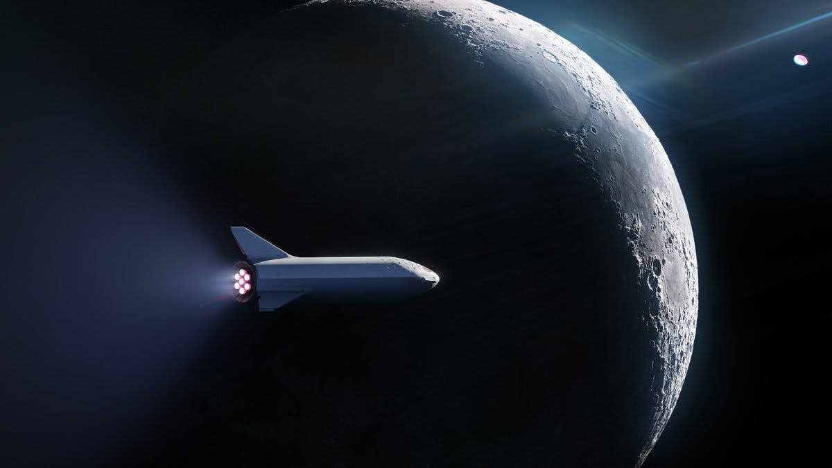 Japanese Billionaire Yusaku Maezawa Reserves Entire SpaceX Flight To The Moon