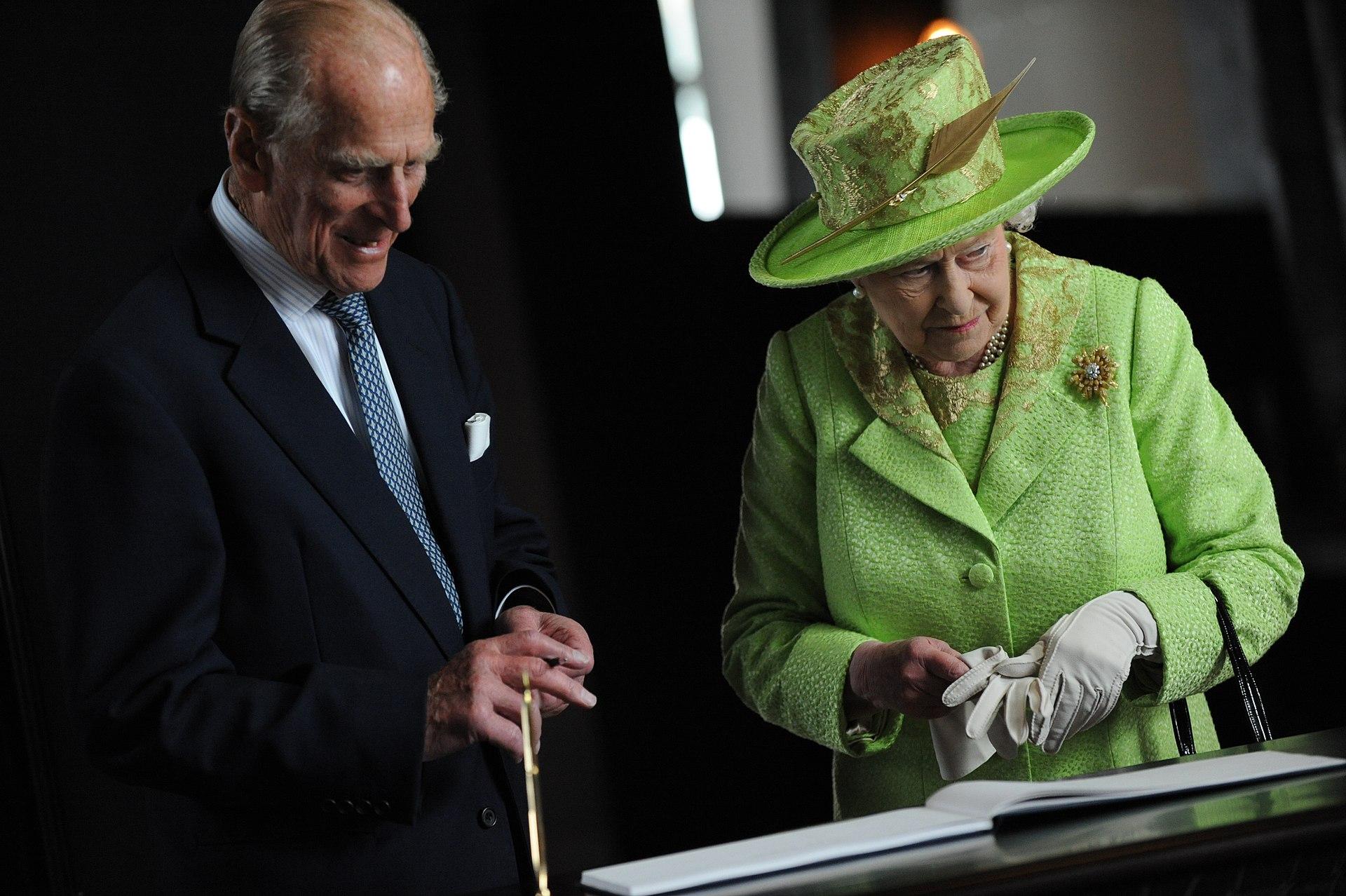 British Royal Family Bids Final Farewell To Prince Philip, Duke of Edinburgh