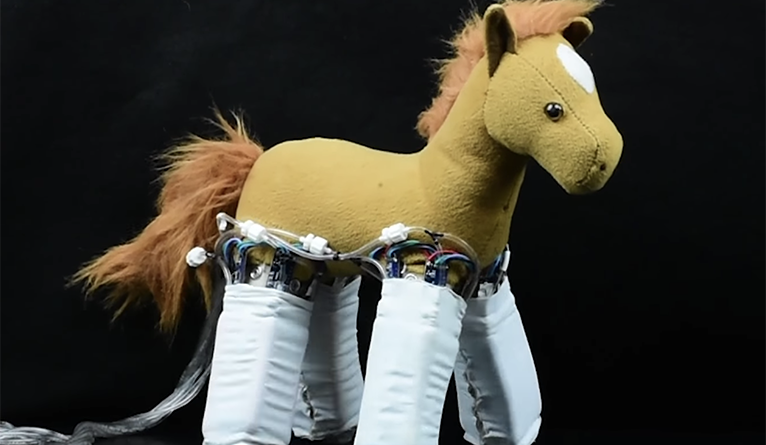 "These Amazing ""Robotic Skins"" Can Bring Your Toys To Life!"