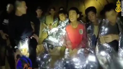 Youth Soccer Team And Coach Trapped In Thailand Cave For 18 Days Safely Rescued