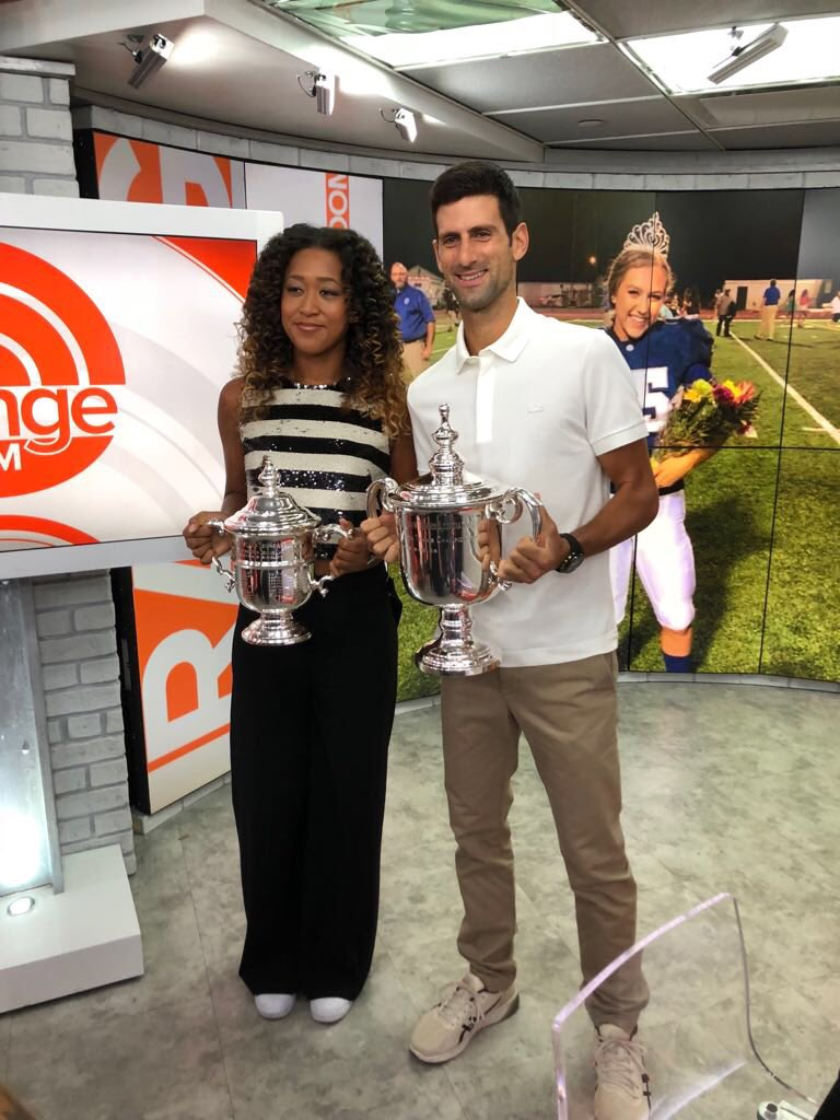 Francois Illas New Tradition: Meet Naomi Osaka, 2018 US Open Champion And Japan's First