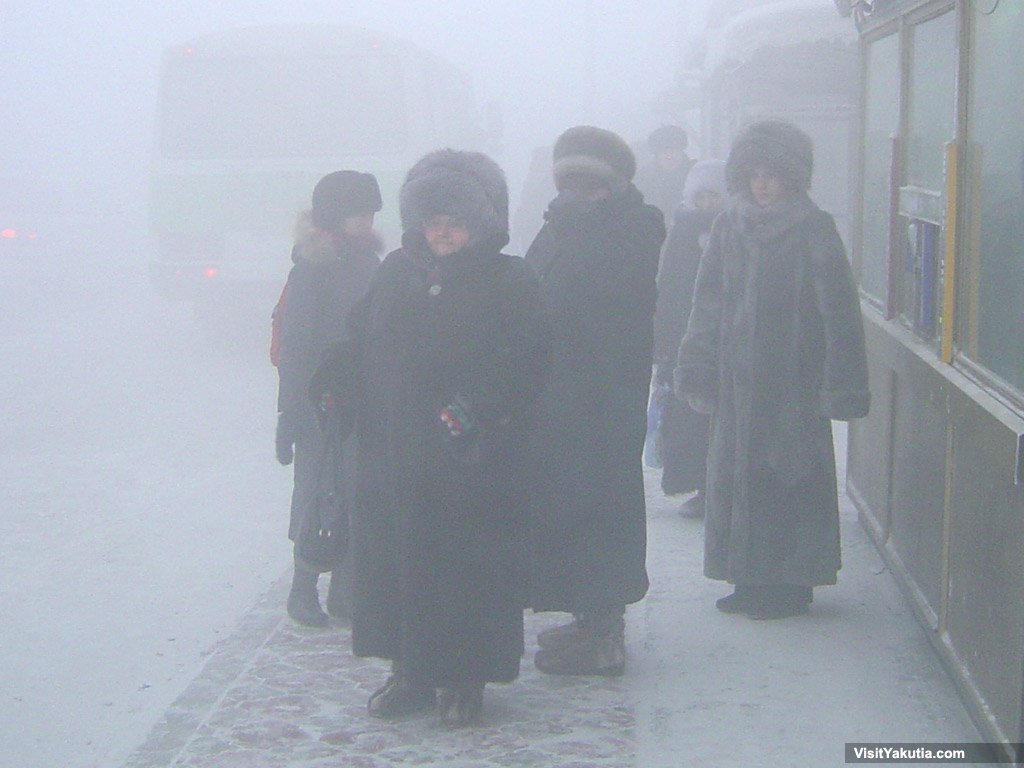 Winter In The World's Coldest City Is Bone-Chilling!