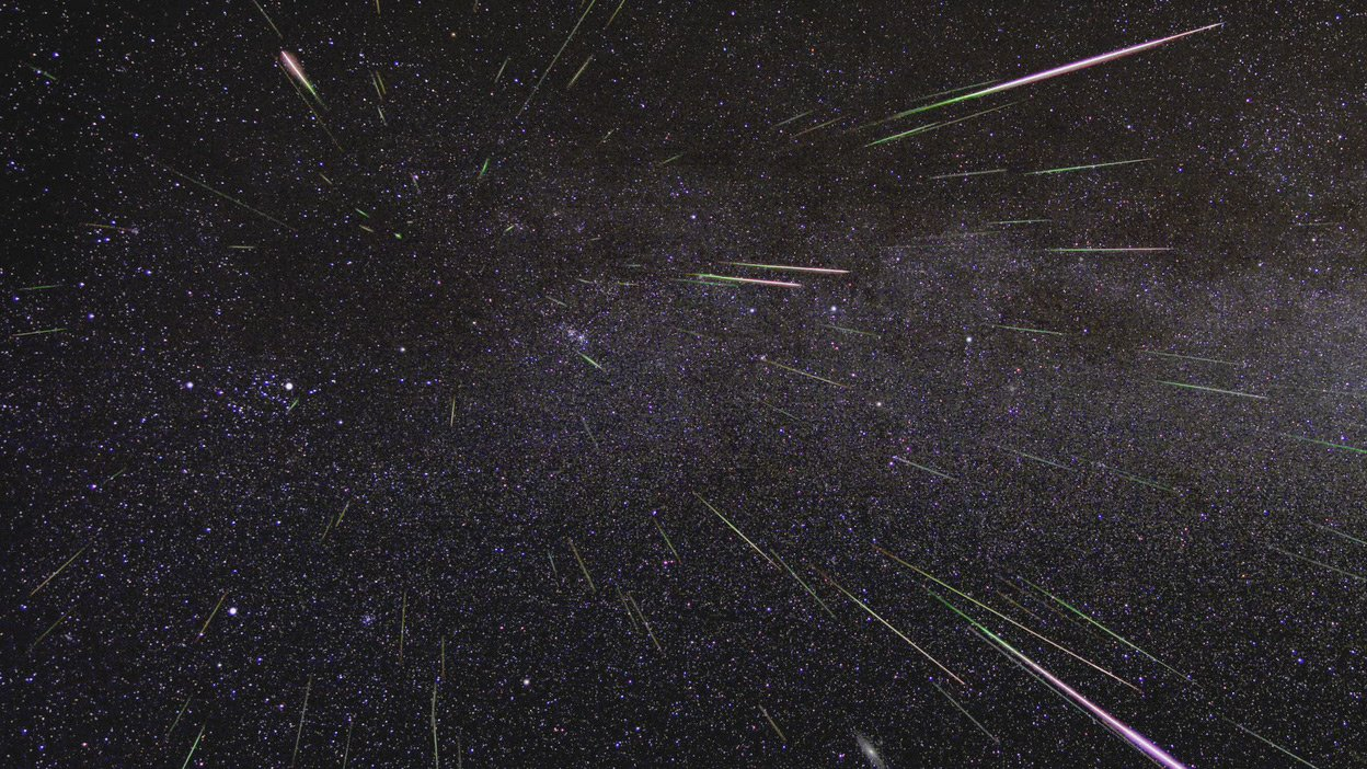 The Perseid Meteor Shower Will Be In Full Glory Next Week