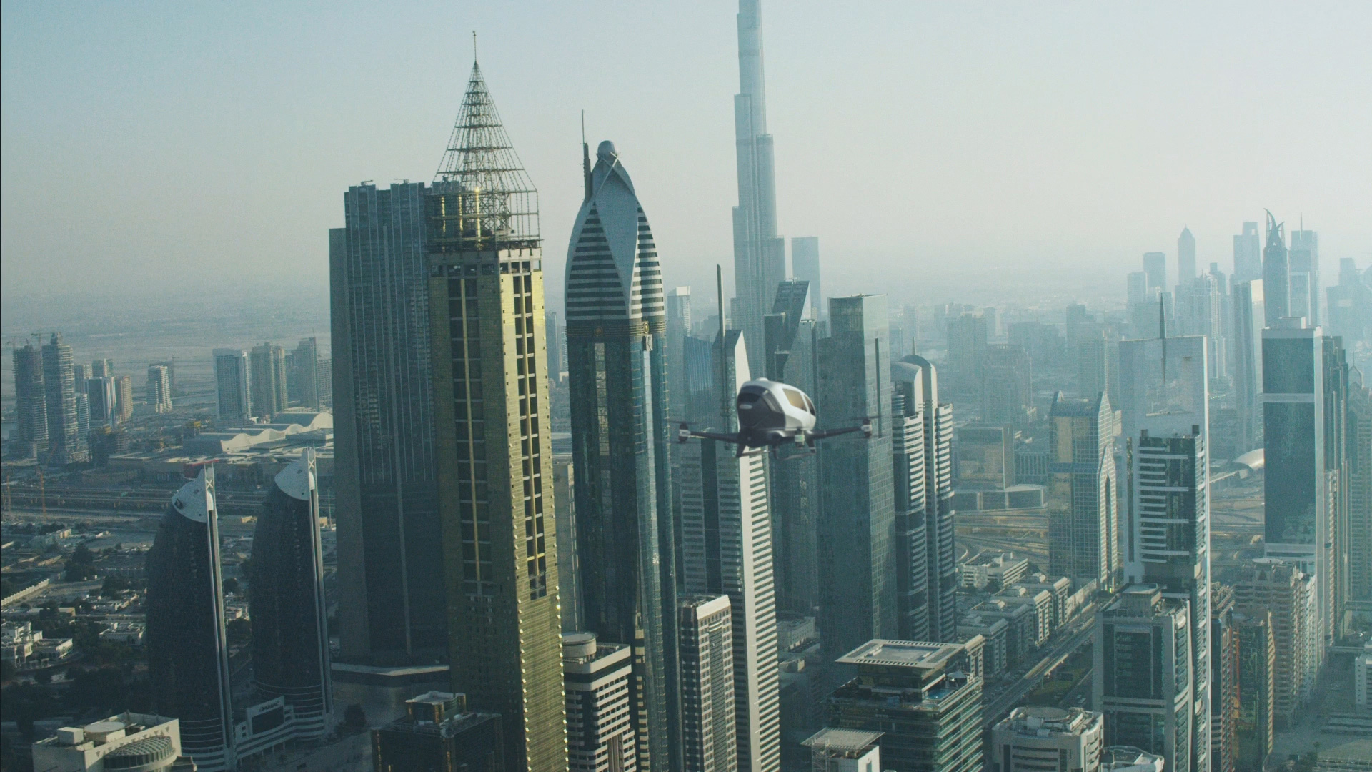 Drone Taxis To Debut In Dubai This Summer Kids News Article
