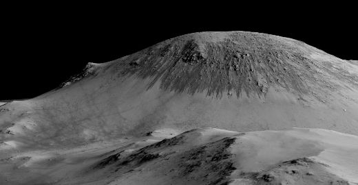 NASA Confirms Presence Of Liquid Water On Mars