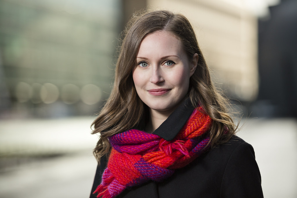 Finland's Sanna Marin Becomes The World's Youngest Prime Minister