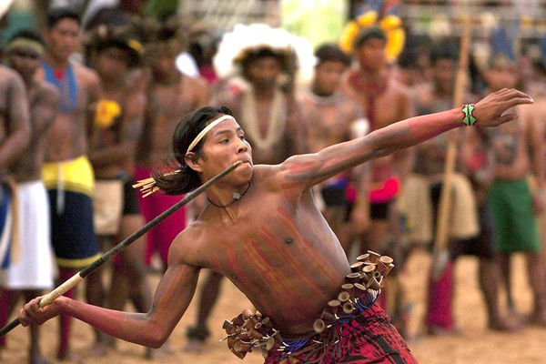 Brazil's Indigenous Olympics