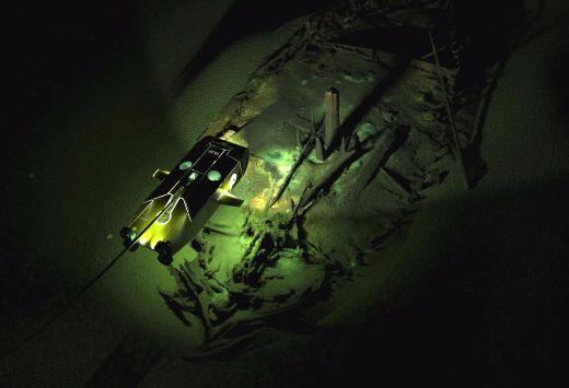 Researchers Stumble Upon A Treasure Trove Of Ancient Shipwrecks in The Black Sea