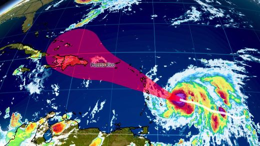 Harvey, Irma, Jose, And Now, Maria — Is The 2017 Hurricane Season The Worst One Yet?