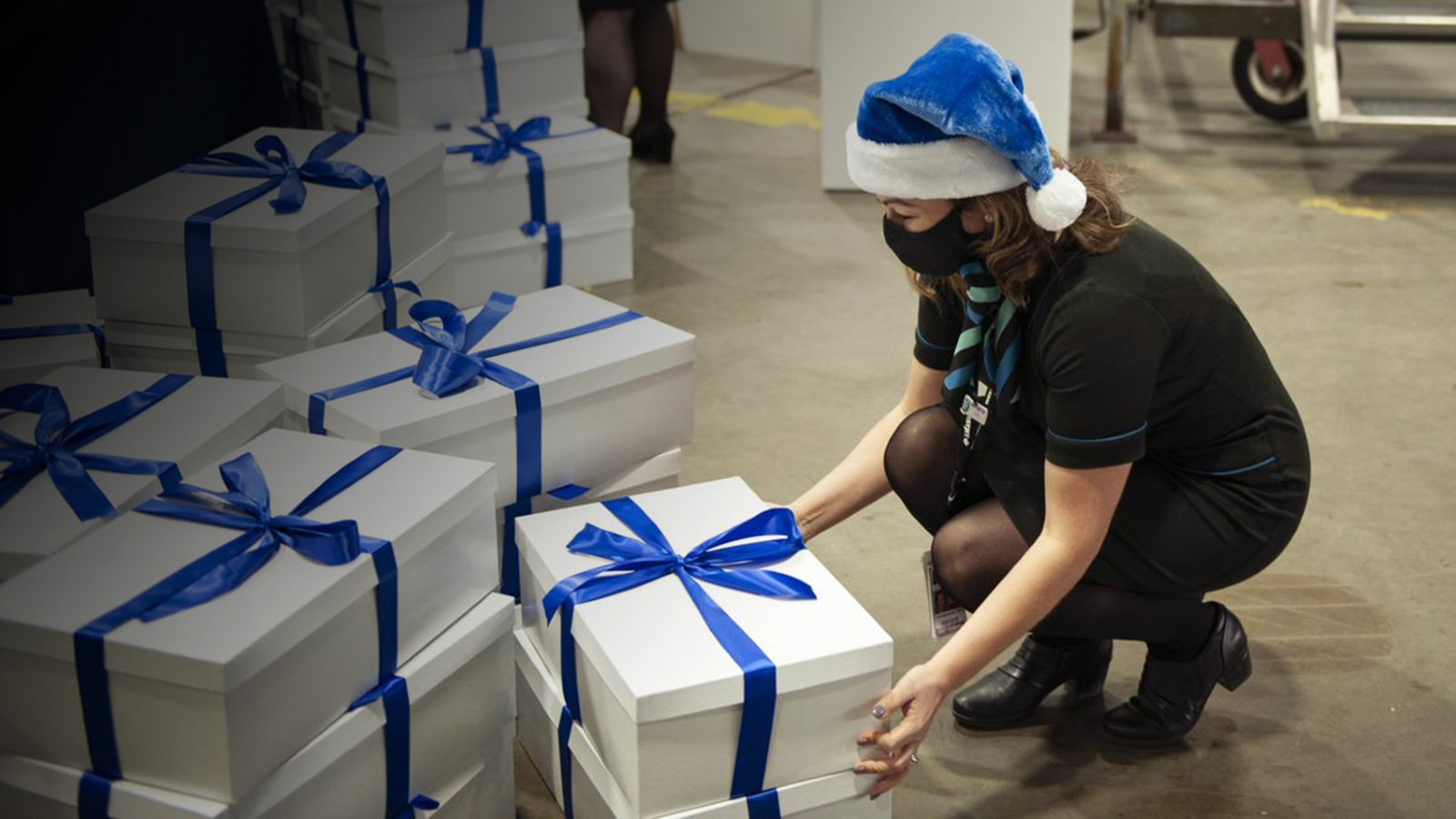 """WestJet's """"Christmas Miracle"""" Highlights The Importance Of Giving During These Unprecedented Times"""
